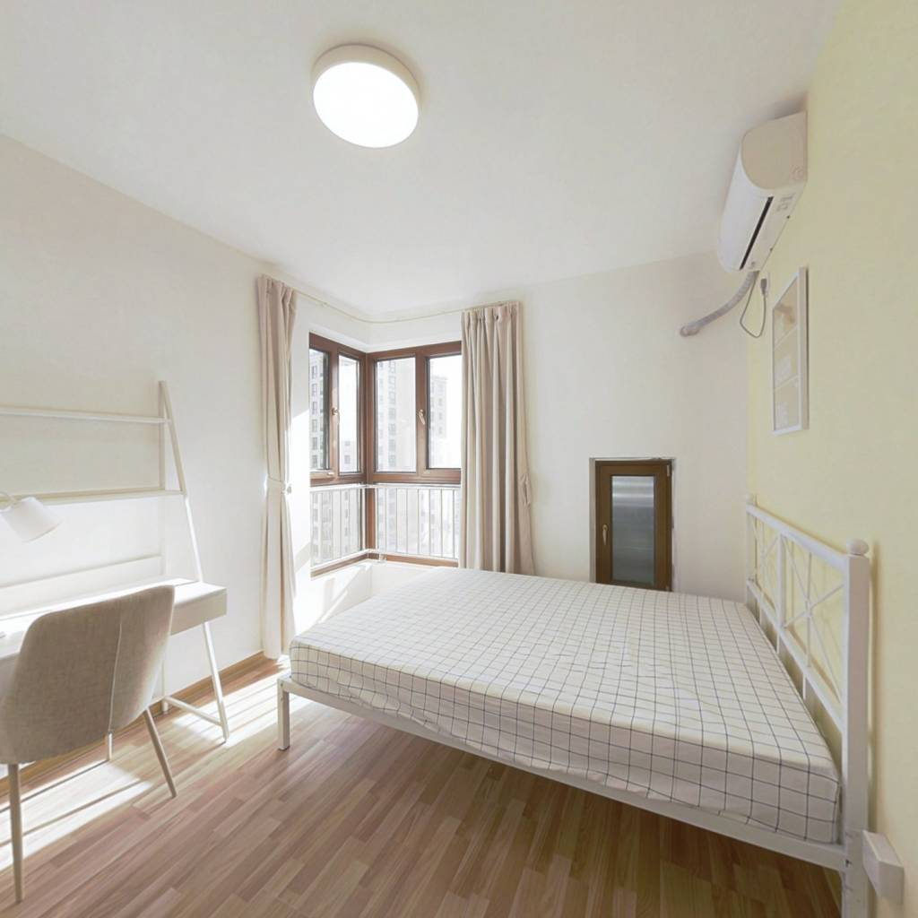 合租·国耀上河城 2室1厅 南卧室图