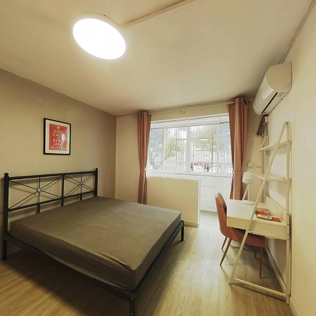 合租·罗南一村 3室1厅 南卧室图