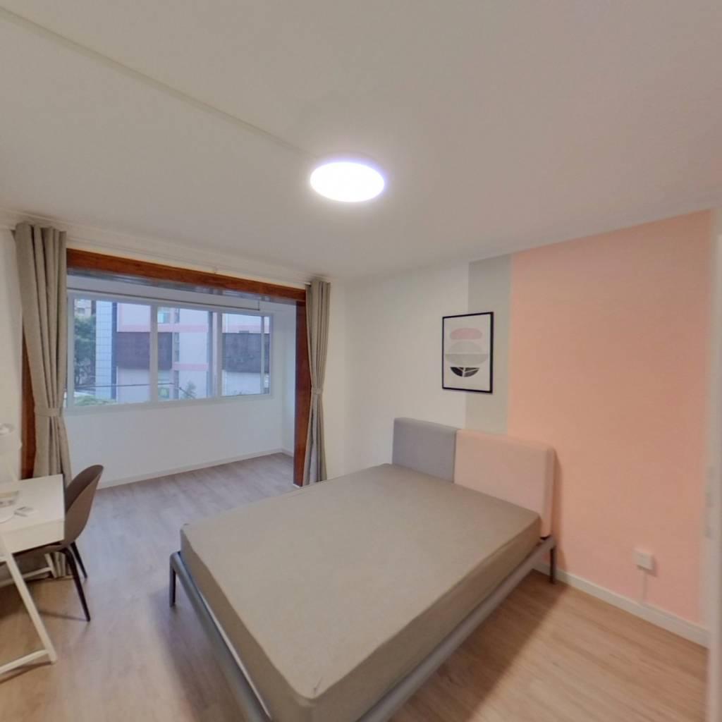 合租·博文园 3室1厅 北卧室图