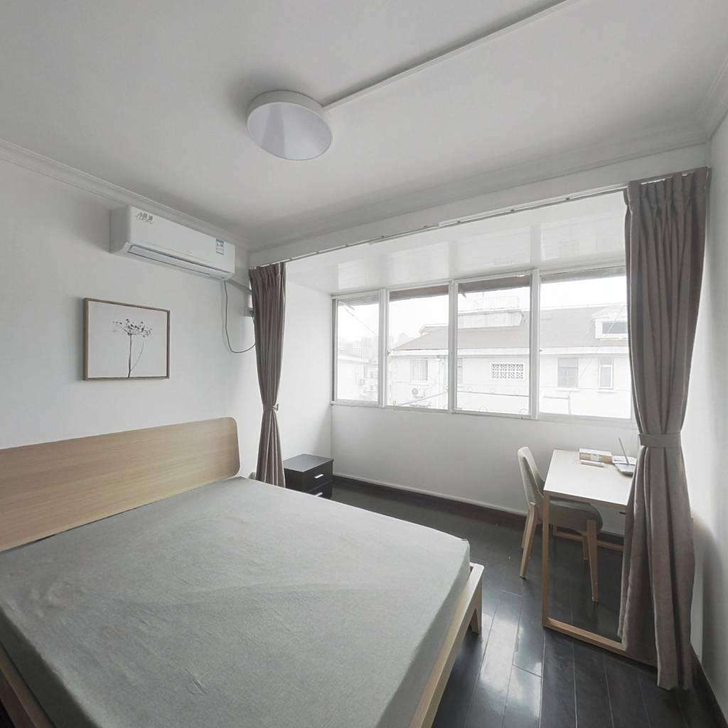 整租·优抚园 1室1厅 南卧室图