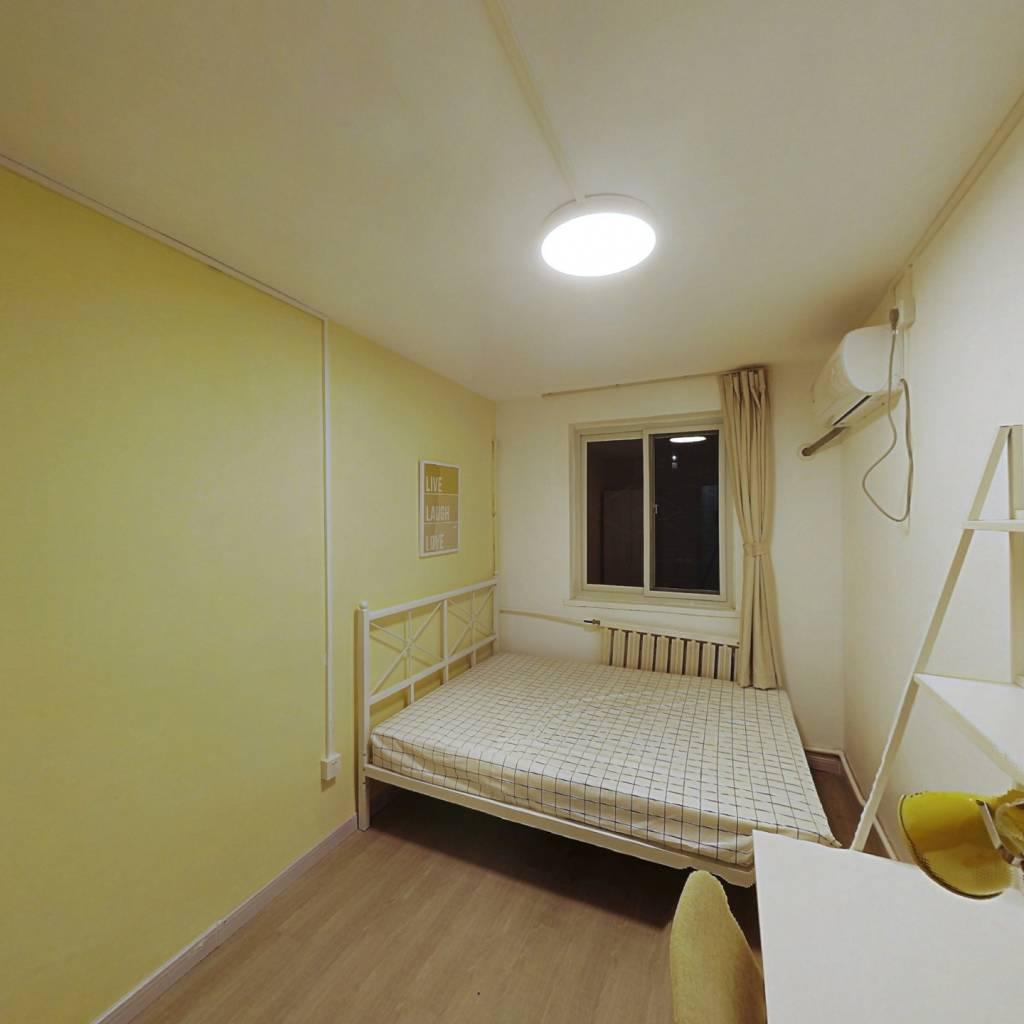 合租·风湖里 2室1厅 北卧室图