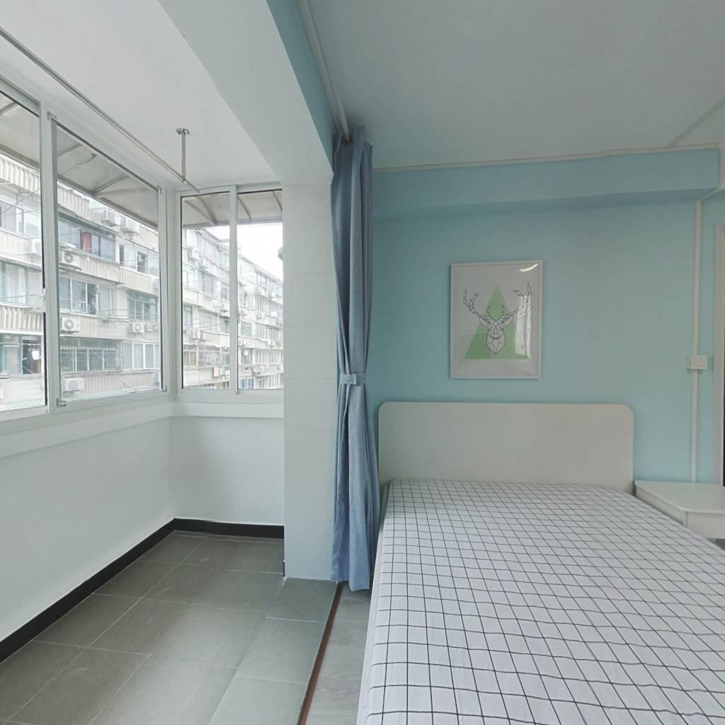 整租·中华小区 1室1厅 北卧室图