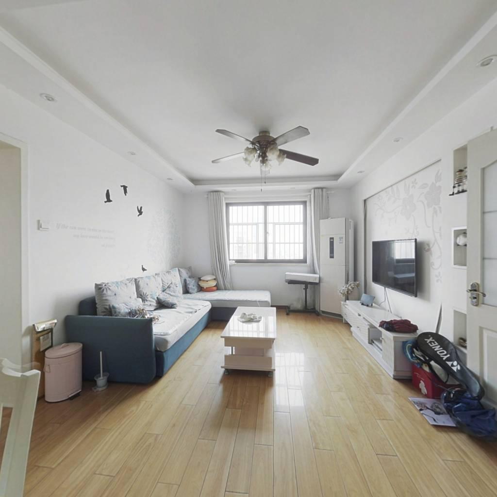 12年小区曙光雅苑南一环边楼层中层住家舒适