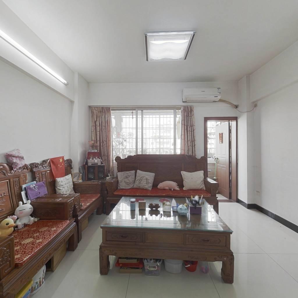 金宇花园原装三房 证过五年 住家装修 格局方正