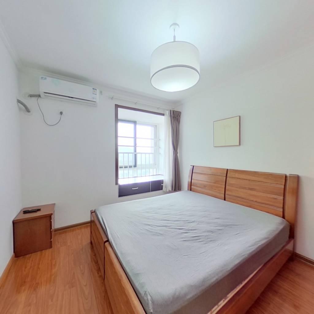整租·紫金墨香苑 2室1厅 南卧室图