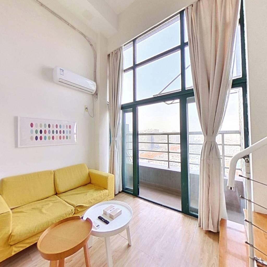 整租·和睦院 1室1厅 北卧室图