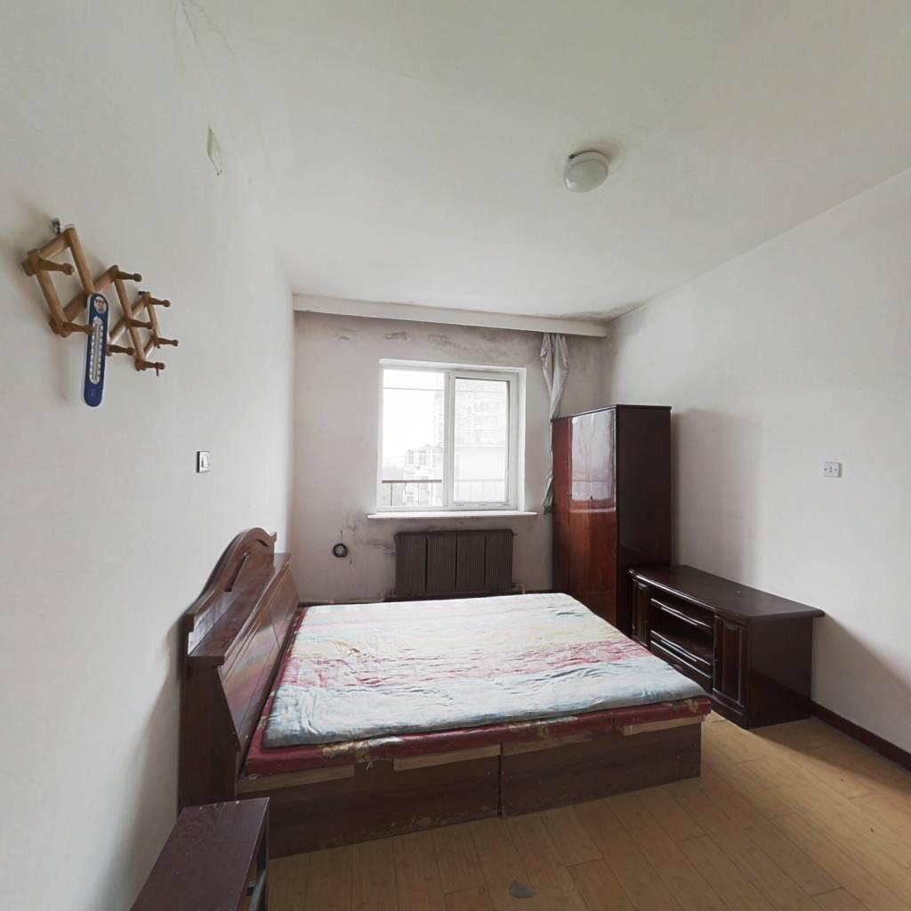 北陵东门 ,西向一室,老式装修,拎包即住