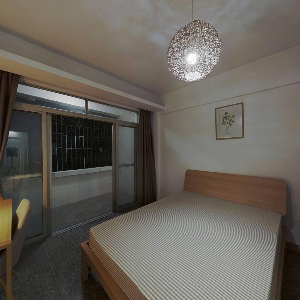 合租·金坤花园 3室1厅 北卧室图