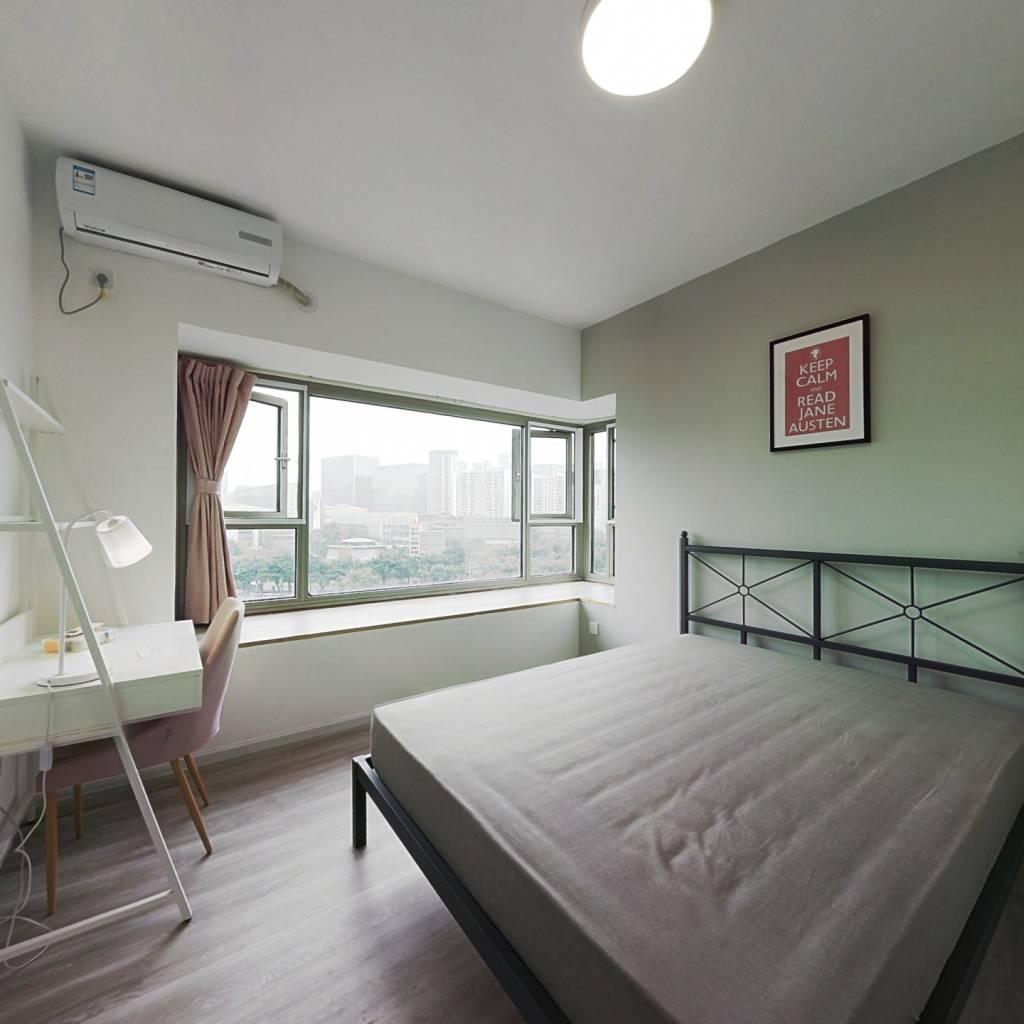 合租·南城都汇汇尚园 3室1厅 东卧室图