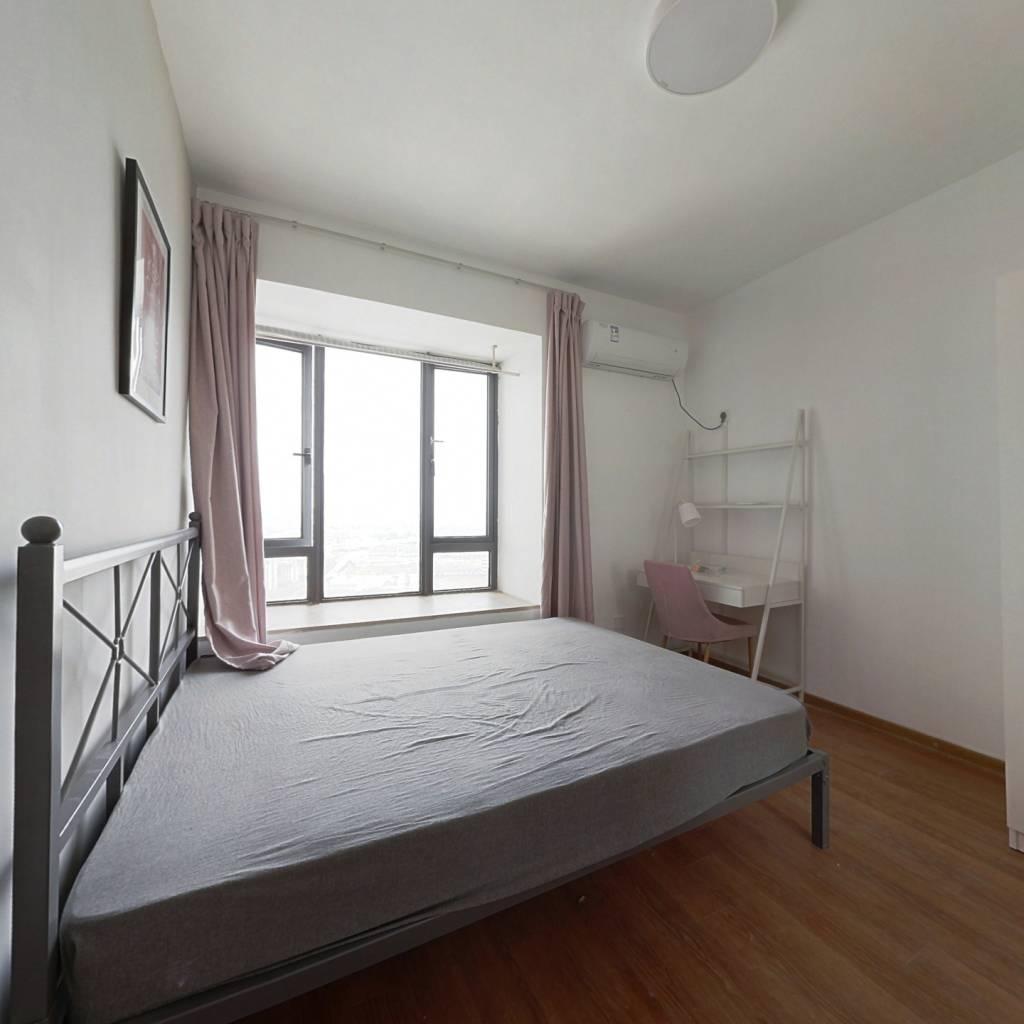 合租·中海钱塘山水 5室1厅 北卧室图