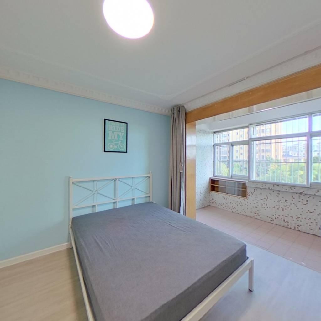 合租·立诚苑 3室1厅 南卧室图