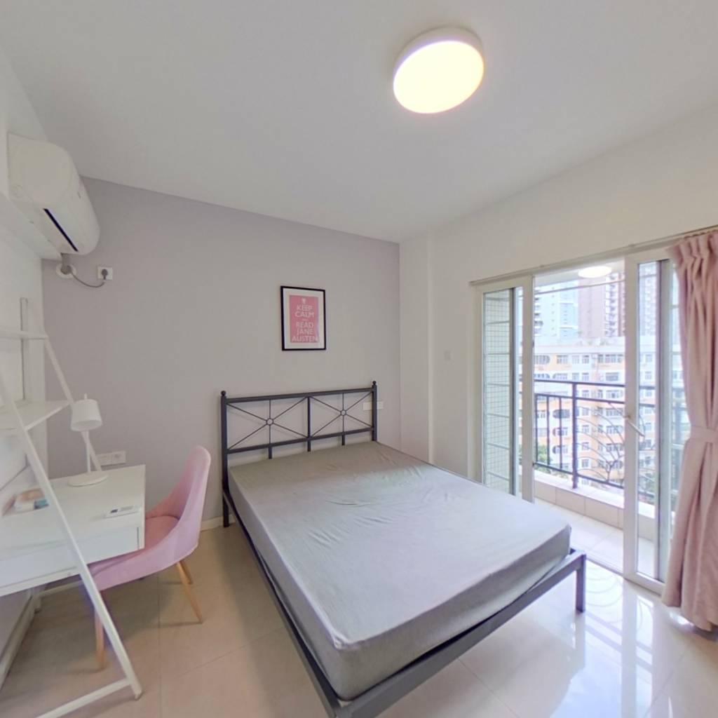 合租·蓝色康园 3室1厅 东卧室图