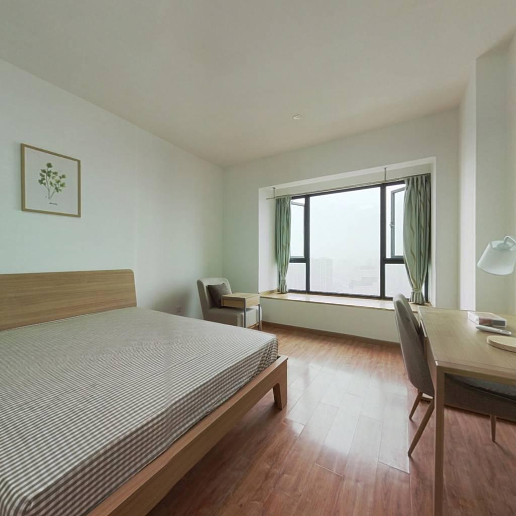 合租·金地天府城 4室1厅 南卧室图