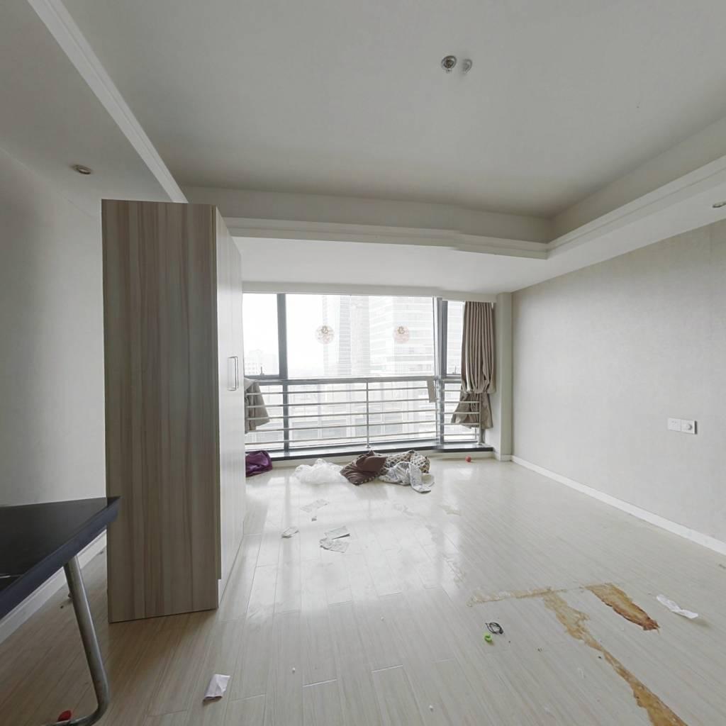 滨江商务大厦 1室1厅 北