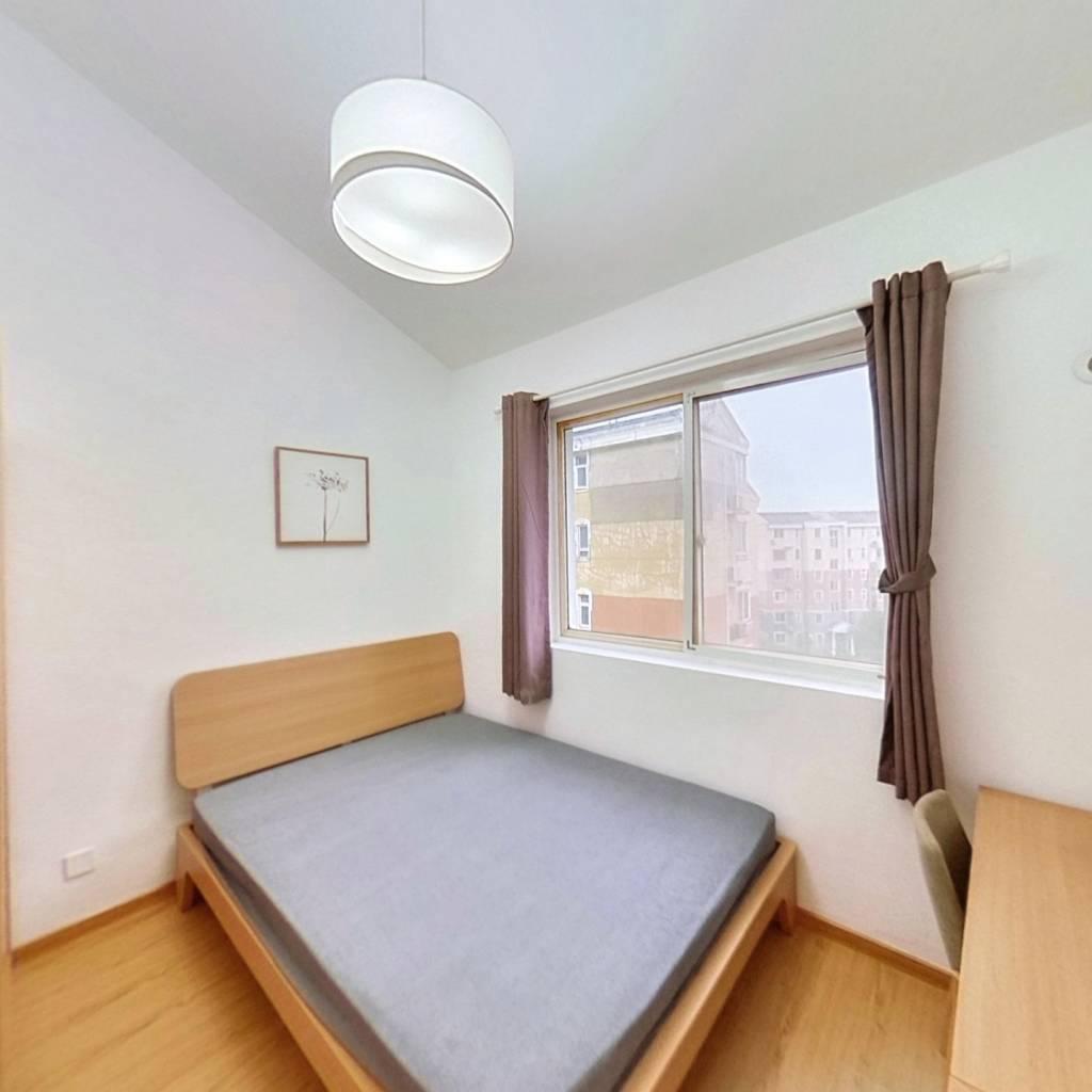 整租·新里城和合苑 2室1厅 南卧室图