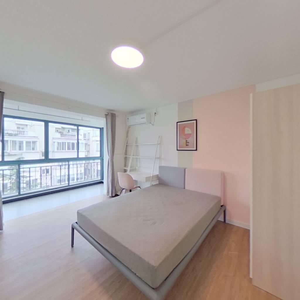 合租·樟树苑 5室1厅 南卧室图