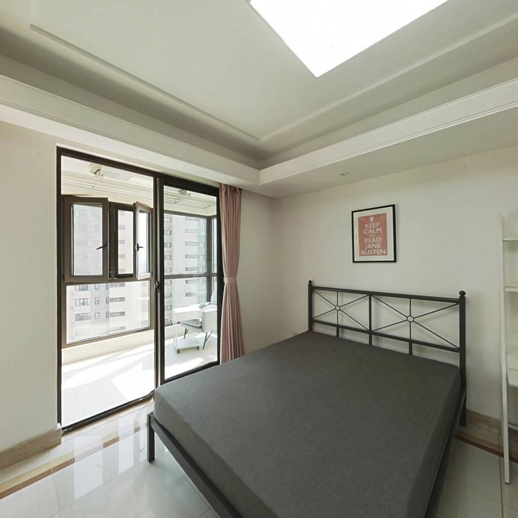 合租·招商雍和府 4室1厅 南卧室图