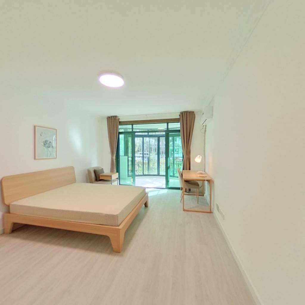 合租·盛世家园 3室2厅 南卧室图