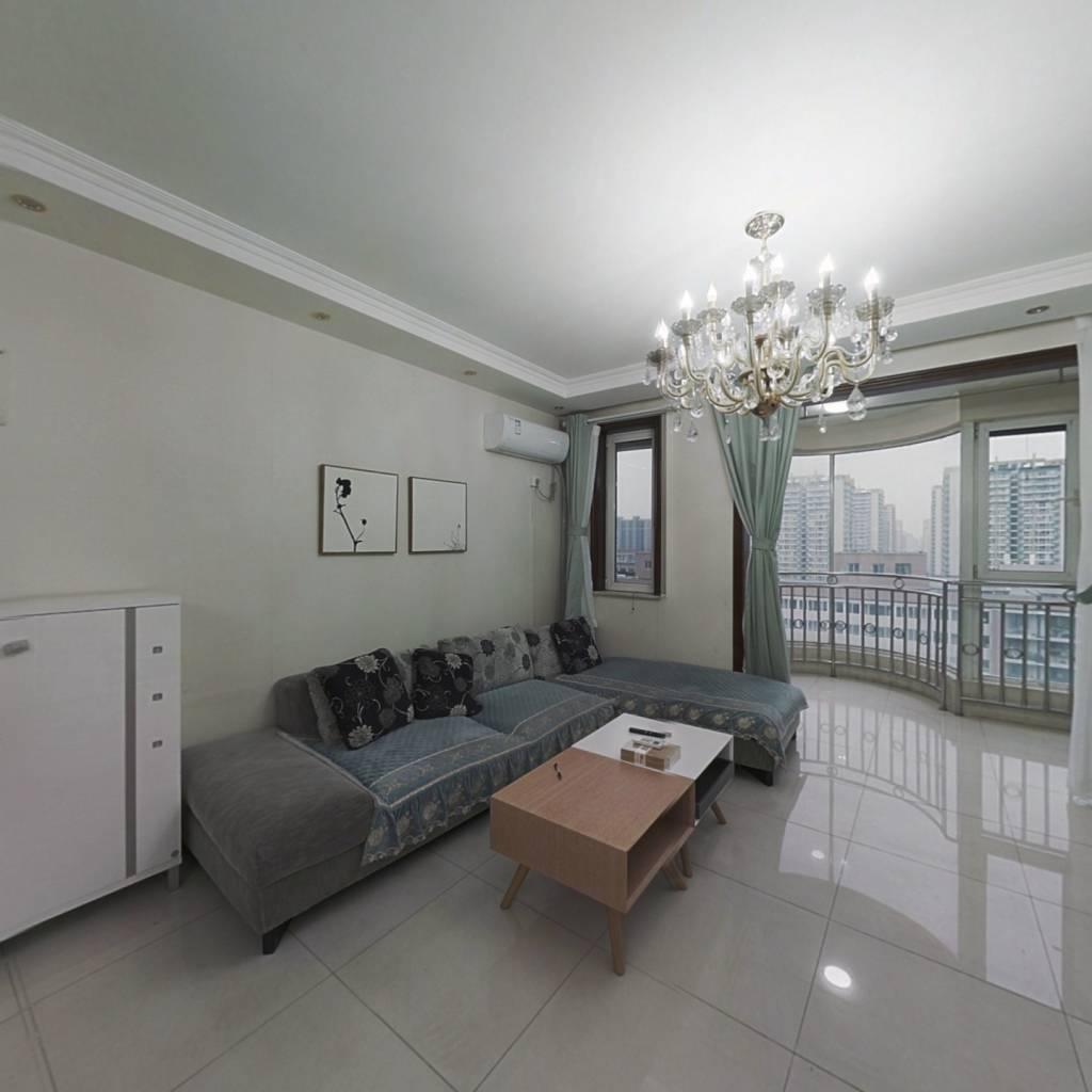 整租·时代国际嘉园 2室1厅 南卧室图