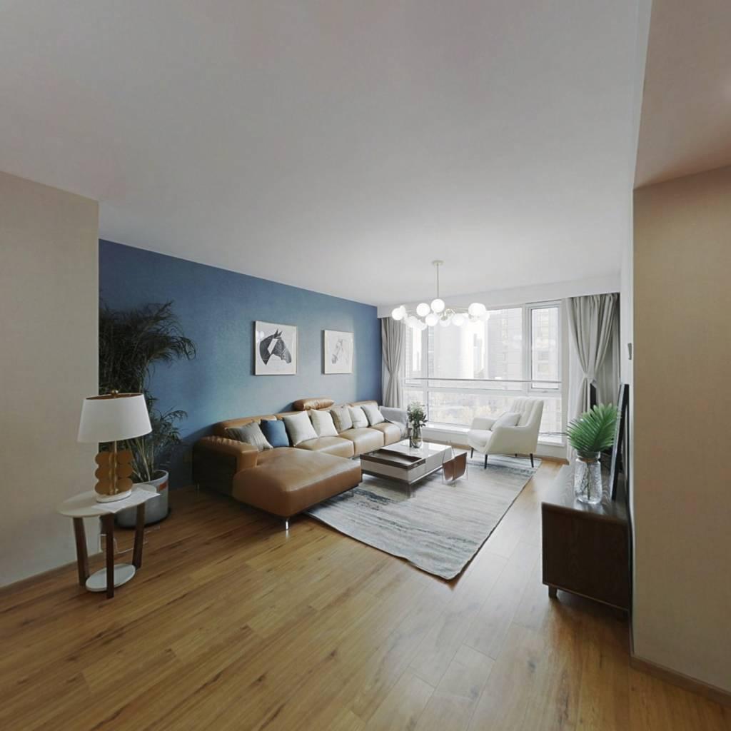 整租·远洋新干线 3室1厅 南卧室图