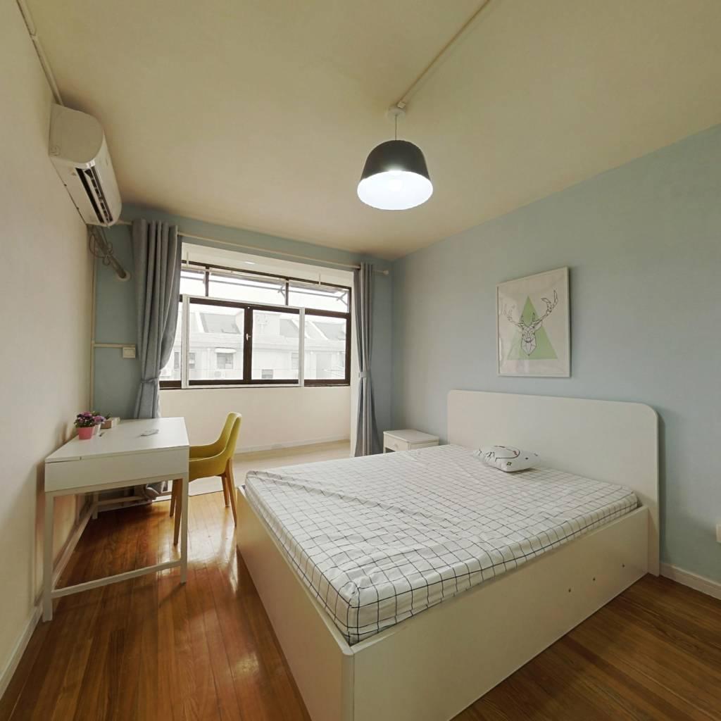 整租·共康三村 2室1厅 南北卧室图