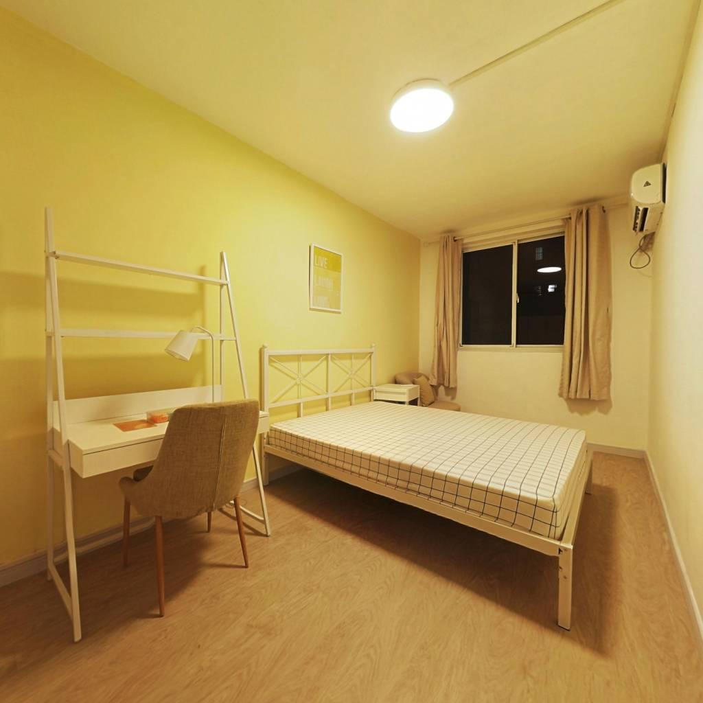 合租·上钢六村 2室1厅 南卧室图