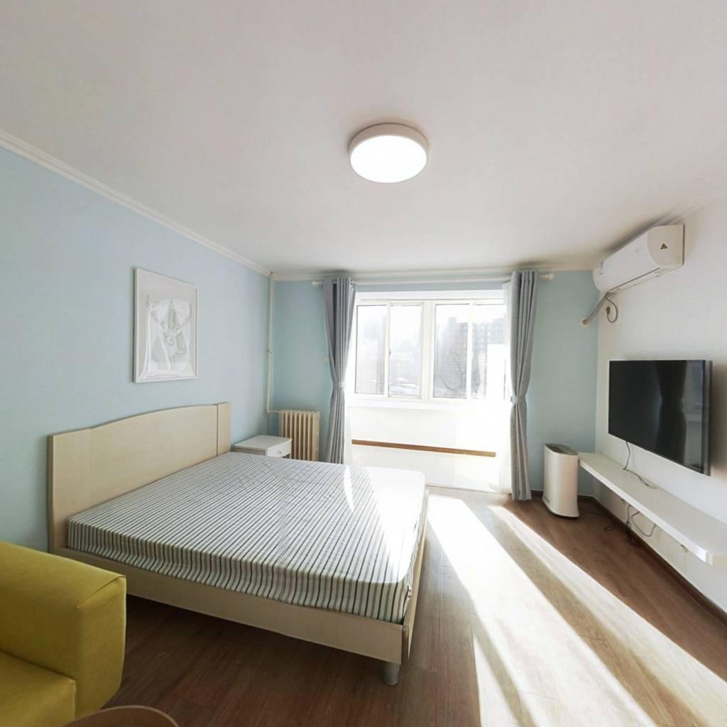 整租·甘露园南里 2室1厅 南北卧室图