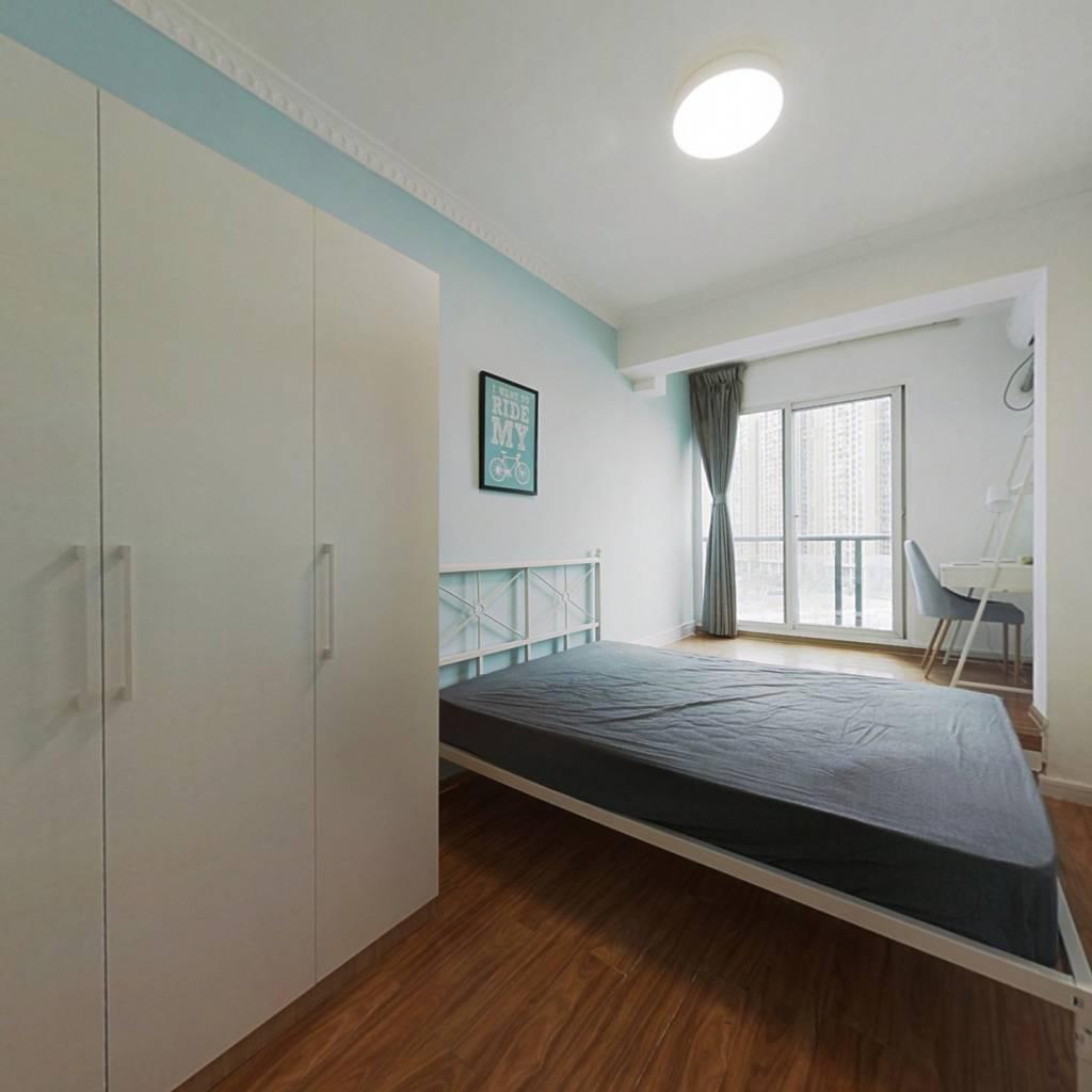 合租·东湖国际 5室1厅 西卧室图
