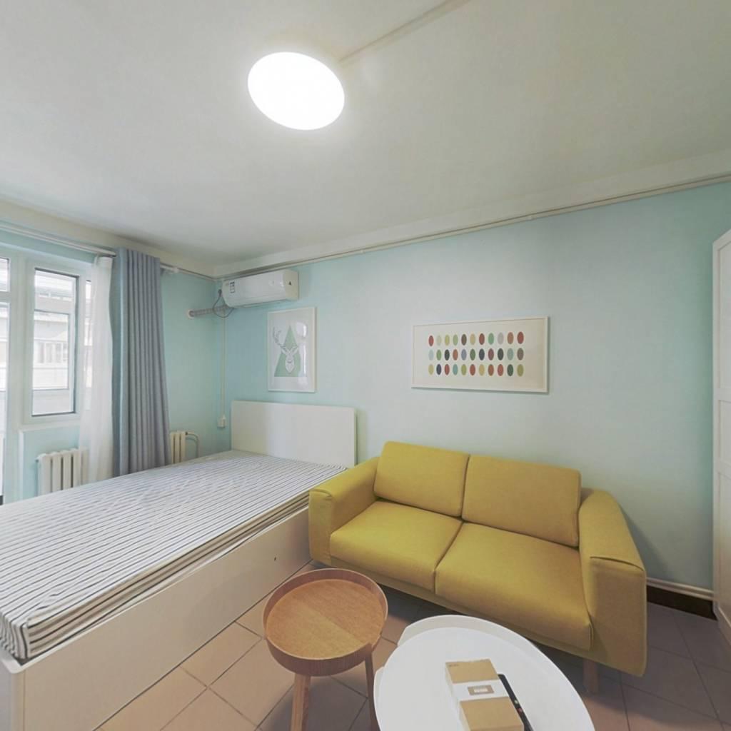 整租·风采里 1室0厅 卧室图