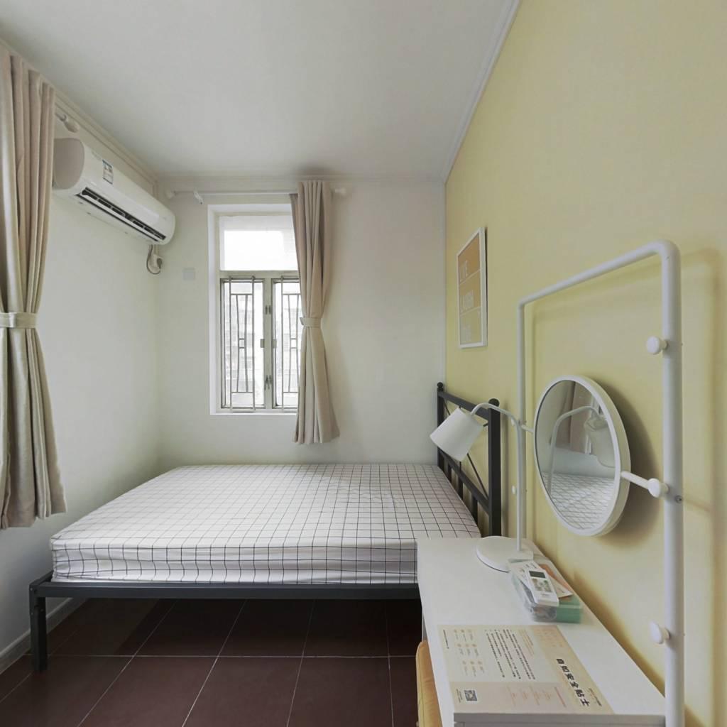合租·公路局大院 4室1厅 北卧室图