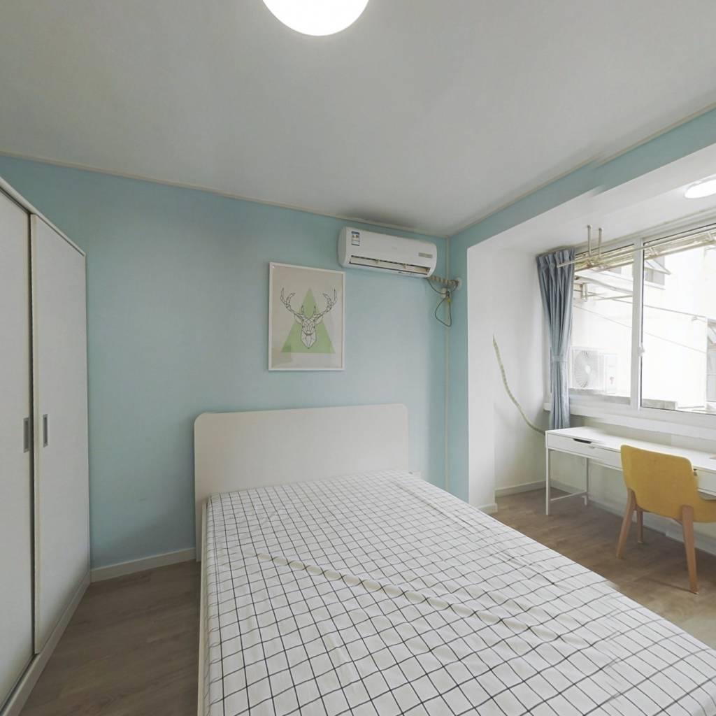 整租·思南路115弄 2室1厅 南卧室图