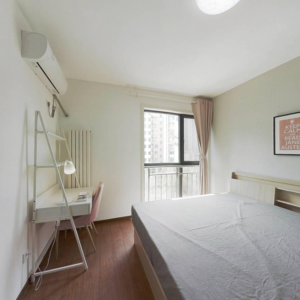 合租·宝翠花都探景园 3室1厅 南卧室图