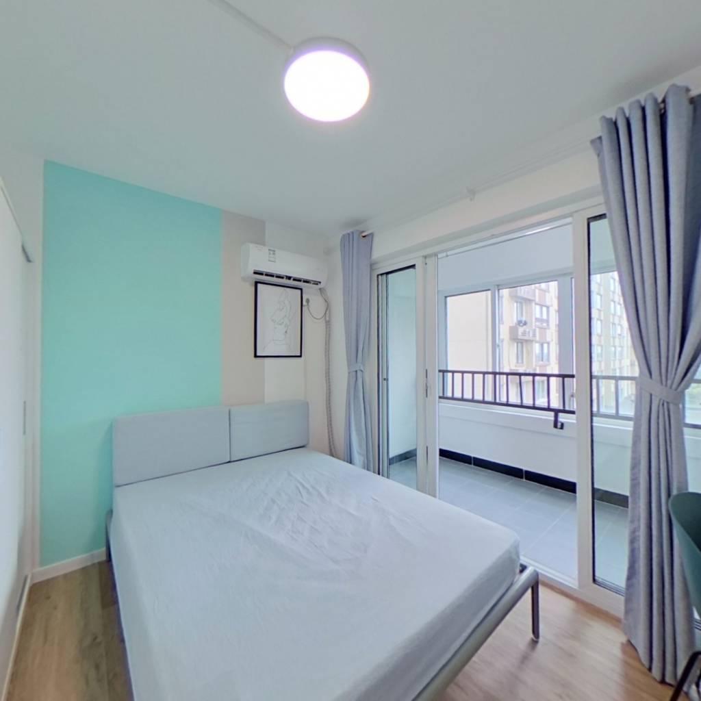 合租·金海华城华康佳苑 3室1厅 东卧室图