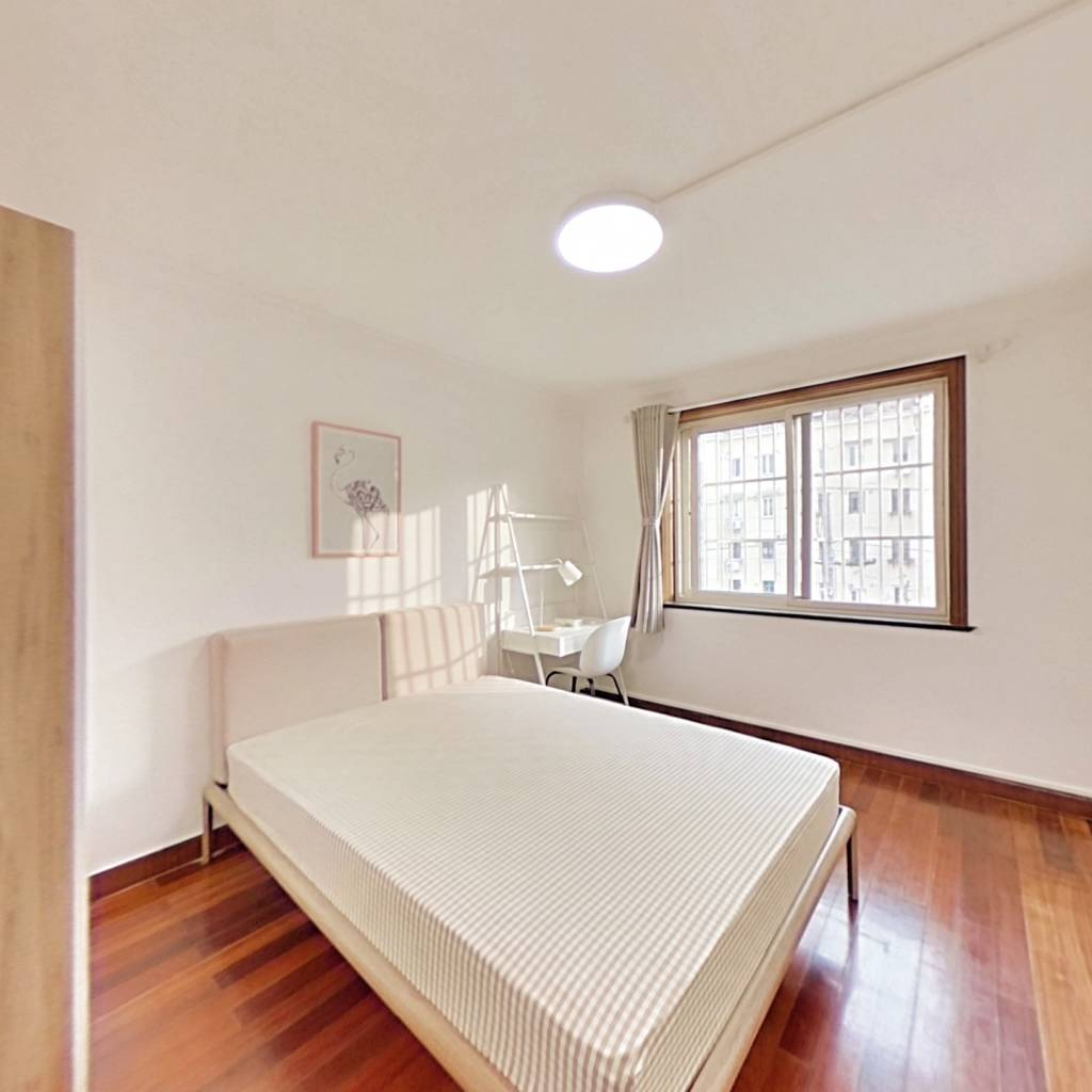 合租·华松西区(仙霞西路700弄) 3室1厅 北卧室图