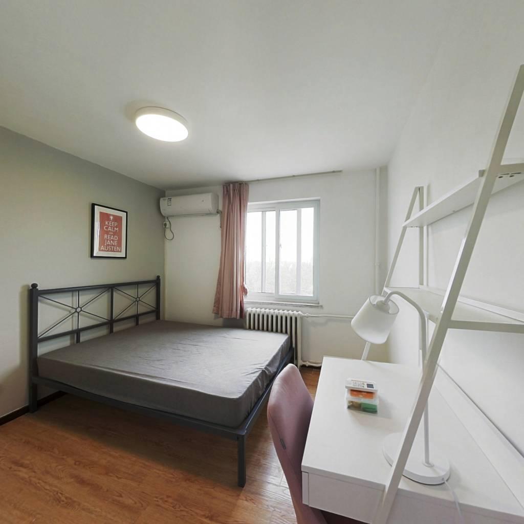 合租·芳城园一区 2室1厅 西卧室图