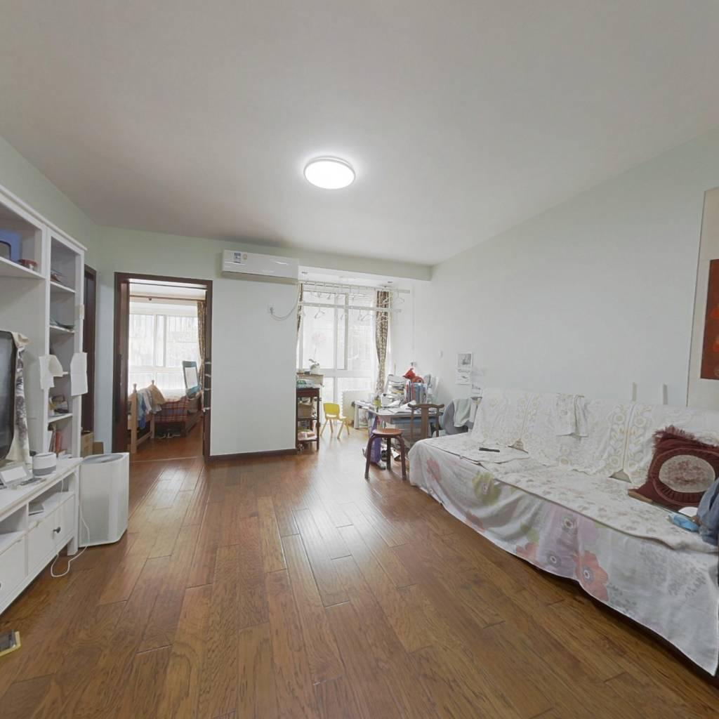 低楼层,高原值两居室,税费少,可拎包入住