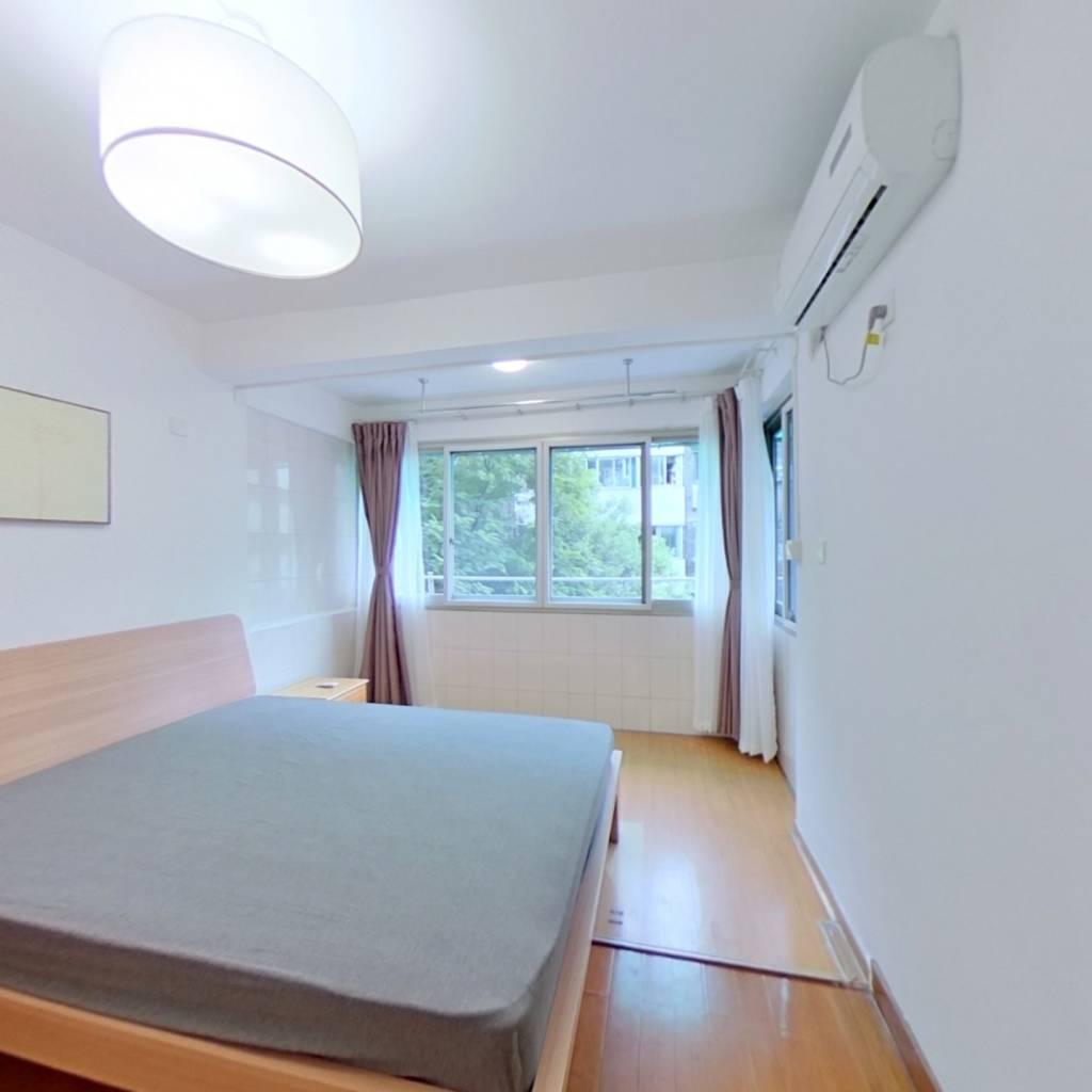 整租·濮家新村 2室1厅 南卧室图