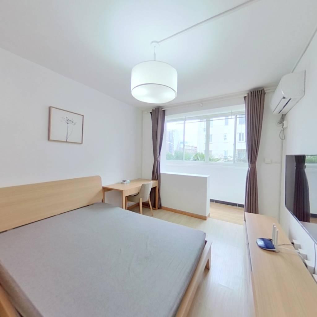 整租·复旦教师公寓 2室1厅 南卧室图