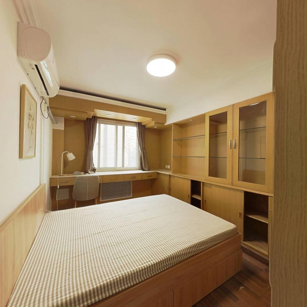 合租·驼房营南里 3室1厅 东卧室图