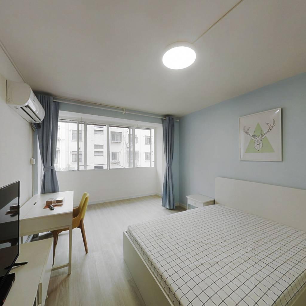 整租·真光九街坊 1室1厅 南卧室图
