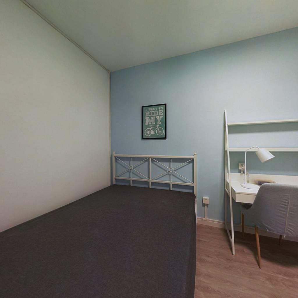合租·长投珑庭 3室1厅 南卧室图