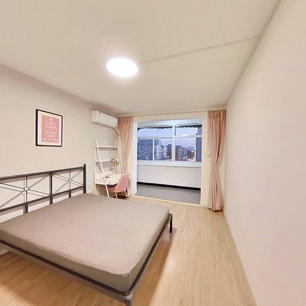 整租·佛心桥 2室1厅 东卧室图