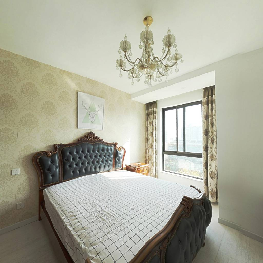 整租·荣域飘鹰锦和花园(公寓) 2室1厅 南卧室图