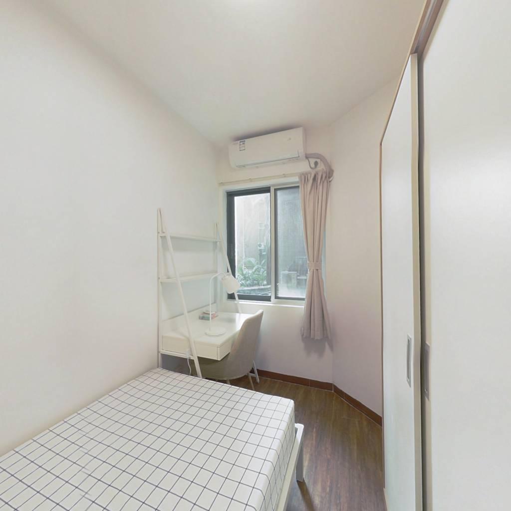 合租·信和广场 3室1厅 西卧室图