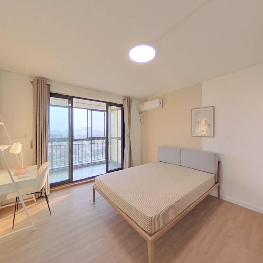 合租·新高苑(四期) 4室1厅 南卧室图