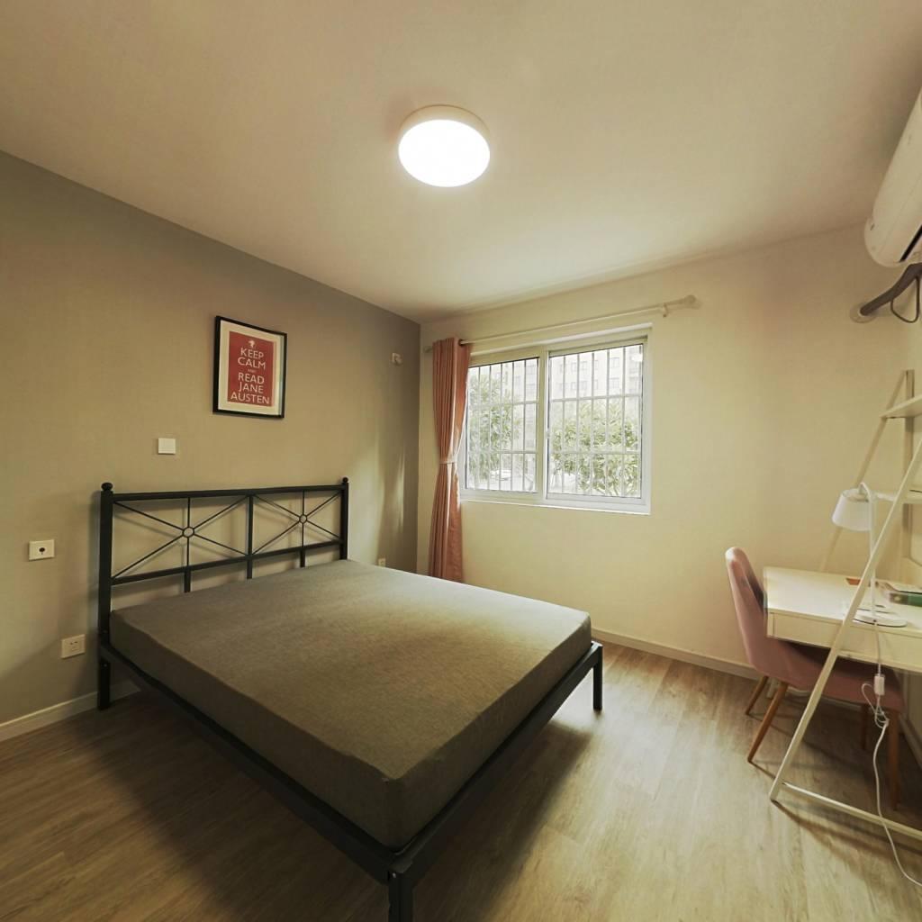 合租·练祁佳城盛蔷坊 4室1厅 南卧室图
