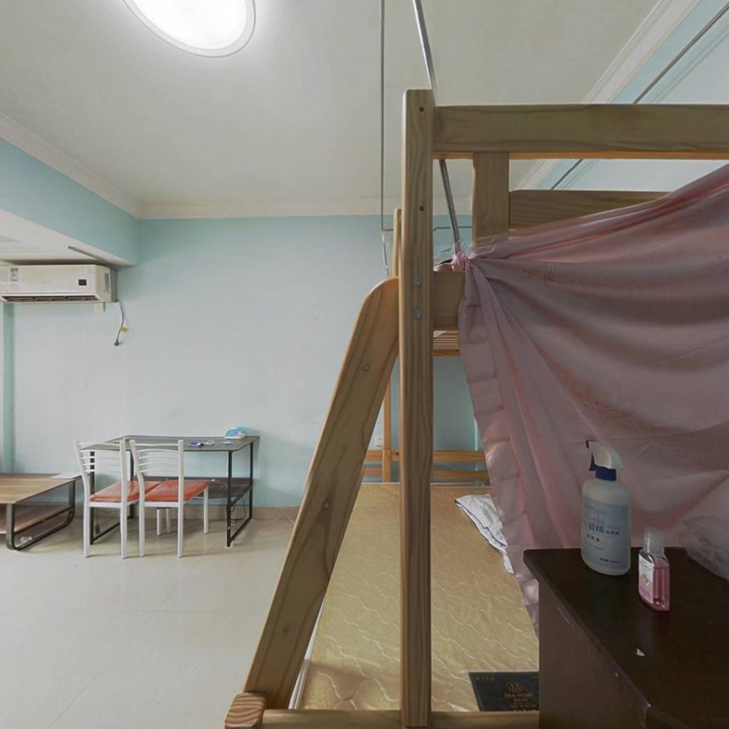 白莲新村 1室0厅 南