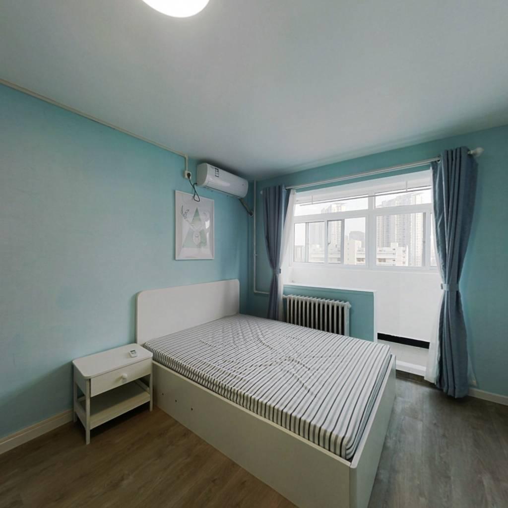整租·曙光里 2室1厅 南卧室图