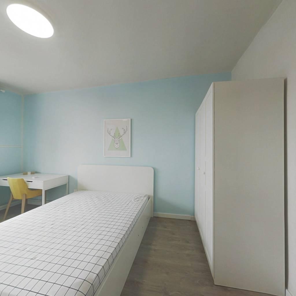 整租·俞一小区 2室1厅 南卧室图