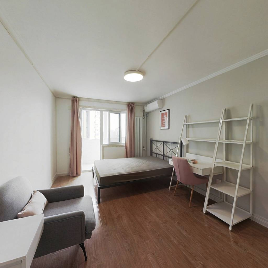 合租·芳城园一区 4室1厅 北卧室图